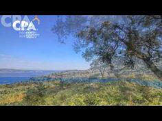 Plot of land for sale with sea views above Agios Stefanos Corfu- CPA 3661 Corfu Island, Corfu Greece, Land For Sale, Sea, Ocean