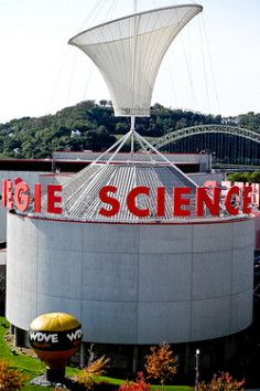 PITTSBURGH, PA - Carnegie Science Center - Explore and discover everything