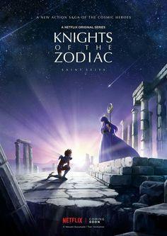 Netflix Revivira a los Caballeros del Zodiaco¡¡¡¡ Con la autorizacion y participacion de Toei Animation hara un remake de la serie con una temporada de 12 capitulos que aun no se sabe cuando se emitira