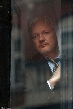 Jonasson said that he sent home a 'planeload' of FBI agents in August 2011 after they allegedly asked for cooperation 'in wan operation set up to frame  Assange (pictured) and WikiLeaks'