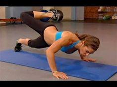 Jillian Michaels Chest, shoulders and tris