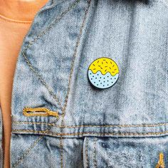 Waves Pin – Poketo