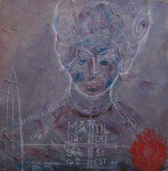 MATILDE DI CANOSSA - painter :  ROMANO BOCCADORO