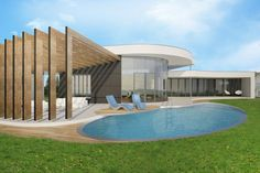 HAUS WGL | AL Architekt Outdoor Decor, Home Decor, New Construction, Detached House, Architecture, Homes, Decoration Home, Room Decor, Home Interior Design