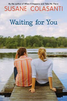Waiting for You - If you're looking for an easy read, give this book a try. The chapters are super short, and  it's a great coming of age story.     Although the book has a few sad moments, it ends with a light note. I will defiantly read more books from Susane since I like her style of writing.
