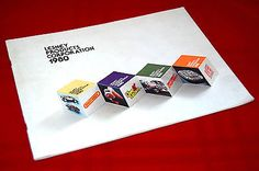 Classic Vintage 1980 Matchbox Lesney Products Corporation Sales Catalogue - http://www.matchbox-lesney.com/?p=4683