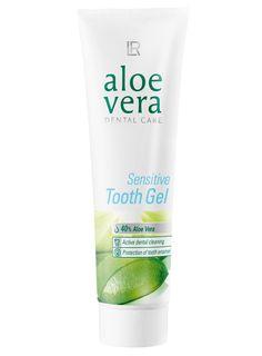 Lr Aloe Vera Zahngel Sensitive //Price: $5.99  //   #aloevera    https://aloevera-beratung24.de/produkt/lr-aloe-vera-zahngel-sensitive/