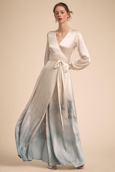 Madrigal Gown from @BHLDN