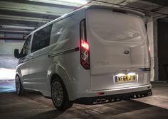 M-Sport Ford Transit Custom '2015