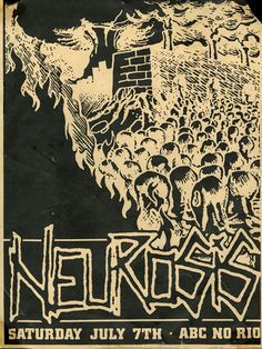 Neurosis @ ABC No Rio
