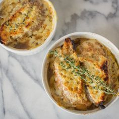 Healthy, simple meal ideas: French Onion Soup #shopmeals #relayfoods