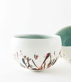 studio joo X ITO EN tea bowls.