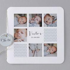 Geburtskarten - B27-032