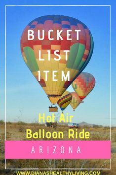 Bucket List Item - Hot Air Balloon Ride With Hot Air Expeditions Arizona- such an amazing experience- why you should add this to your bucket list. Usa Travel Guide, Travel Usa, Travel Tips, Travel Guides, Travel Hacks, Balloon Rides, Air Balloon, New York, Us Travel Destinations