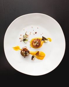 fall scallops by lynn chyi