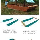 Ana White | Sail Boat or Ship Sandbox - DIY Projects