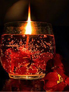 <3 Pretty Candle <3