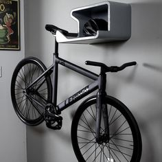 The City Gentleman's Essential: The Shelfie Bike Mount | The Gentlemans Journal | The latest in style and grooming, food and drink, business, lifestyle, culture, sports, restaurants, nightlife, travel and power.