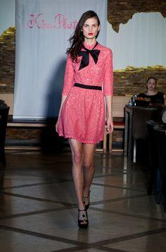 Kira Plastinina pink dress