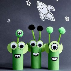 This Camp Creativity Craft is out of this world.