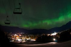 PHOTOS: Northern Lights seen across B.C.