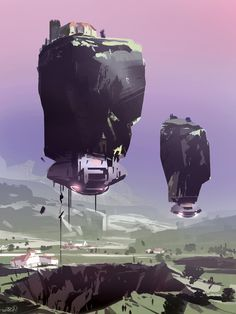 Art by Sparth (nicolas bouvier)