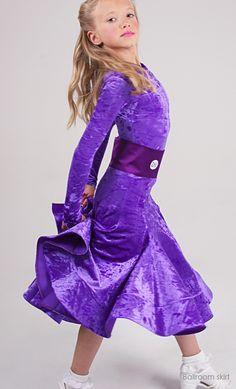DSI Lydia Juvenile Dress 1082J