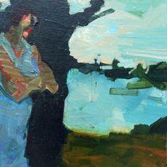 Ruth Franklin, untitled, (rf4760), 2011, acrylic on canvas, 16 x 16 inches