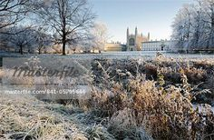 King's college chapel in winter - Google Search