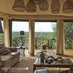 What can be more relaxing than sitting on the deck sipping your favourite drink while overlooking the sights of our abundant wildlife? River Lodge, African Safari, Lodges, Wilderness, Valance Curtains, Wildlife, Deck, Canning, Instagram