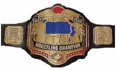 ECW Classic World Heavyweight Championship...Eastern Championship Wrestling
