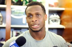 Geno Smith on being Jets backup QB: I've 'got to deal with it'