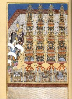 Circumcision Ceremonies at the Ottoman Palace | Muslim Heritage