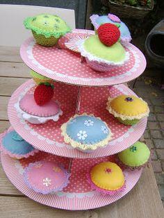 HaakBrei-n: Cupcake haken