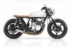 '78 Honda CB750 – Steel Bent Customs  |  Pipeburn.com