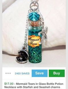 mini bottle necklaces diy bottle necklace potion necklace diy unicorn ...