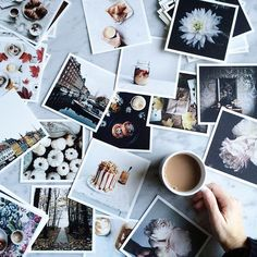 photos and coffee X