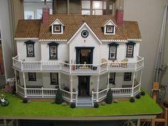 Dollhouse (exterior)   Flickr - Photo Sharing!