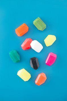 DIY Soap Gems