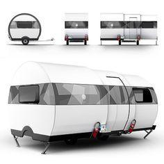 Caravana expandible BeauER 3X 2
