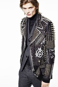 Diesel Black Gold Fall Winter 2015 Pre-Collection