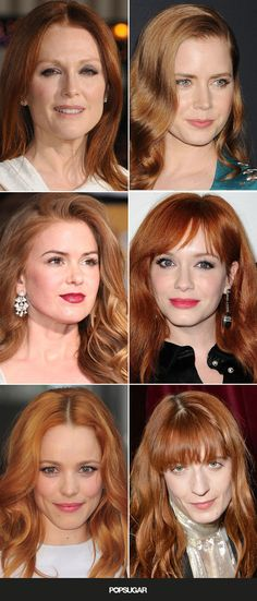 10 Things Only Redheads Know...except for the last 2 bc they're about fake redheads