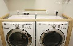 laundry room | progress