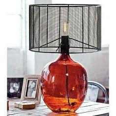Studio Glass Lamp