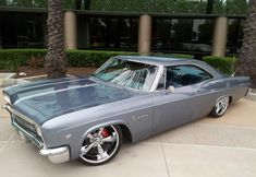 1966 Impala-so close! I'll take it. :) The grey is sweet too.