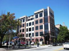 #VirtualOfficeGreensboro, right in the down town area. Beautiful newly constructed building, one whole floor of #ExecutiveOfficeSuites. Rent full time or sign-up for one of our #VirtualOffice plans.