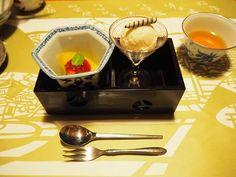 #kaiseki #dessert #gionhatanaka #kyoto #japan #eatinginjapan #travelinjapan #travel #nomnom by neverforget_mytravels