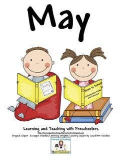 May Communication Folder and Homework Packet from Teaching Preschoolers on TeachersNotebook.com -  (24 pages)  - They will keep your parents well informed as well as establishing good habits from the very first day of school. The May folder packet includes: