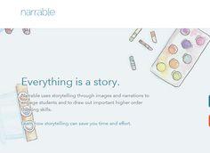 Tülays IKT-sida: Narrable: Skapa ett ljud-bildspel