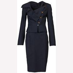 Helena MAD MEN Vintage Suit Skirt Jacket Custom Classy 40s 50s | eBay